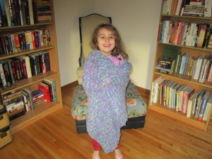 Love Blanket with M1